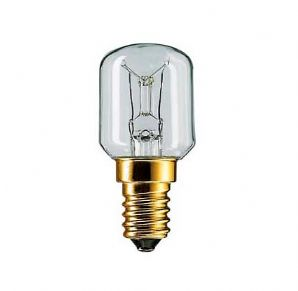 Replacement 'pygmy' bulb for safelight units, 240V 15w
